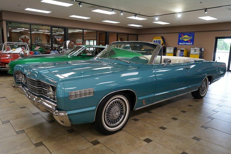 1967 Mercury Monterey For Sale