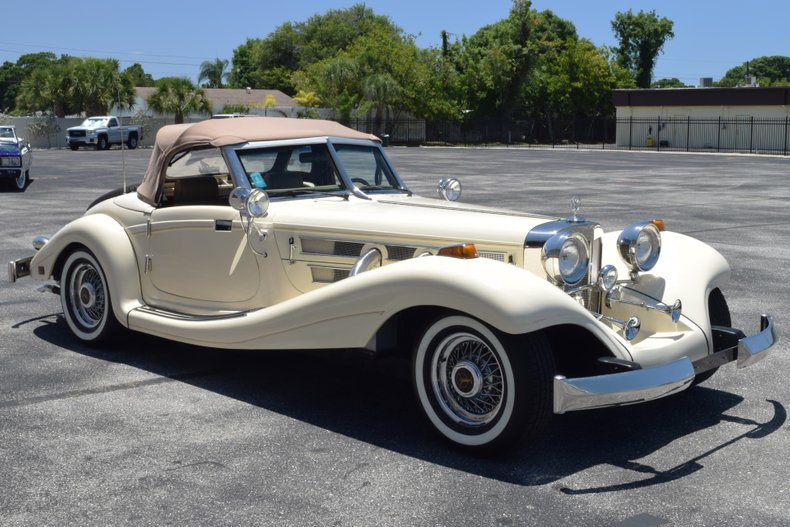 1934 Mercedes Benz Cabriolet Ideal Classic Cars Llc