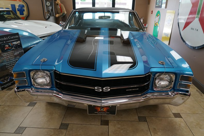 1971 chevrolet chevelle ss ls5