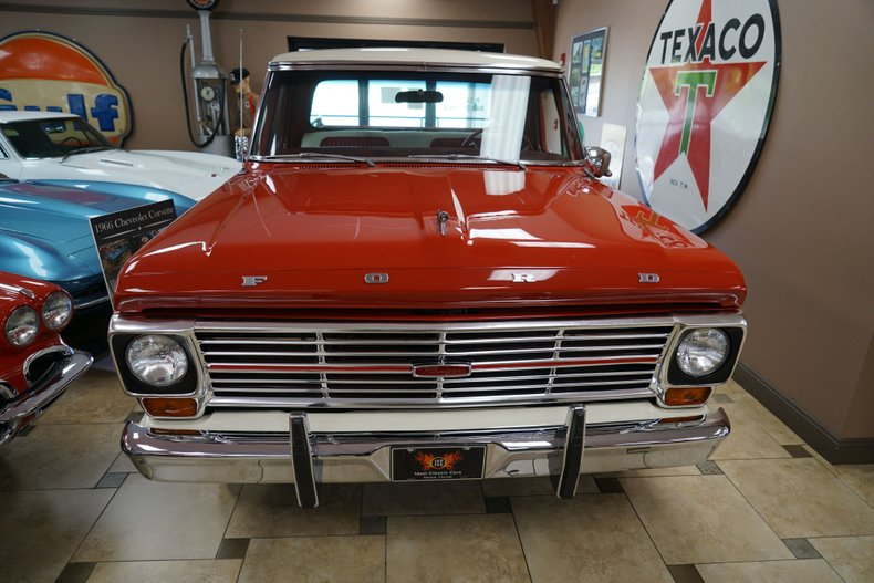 1969 ford f 100 ranger