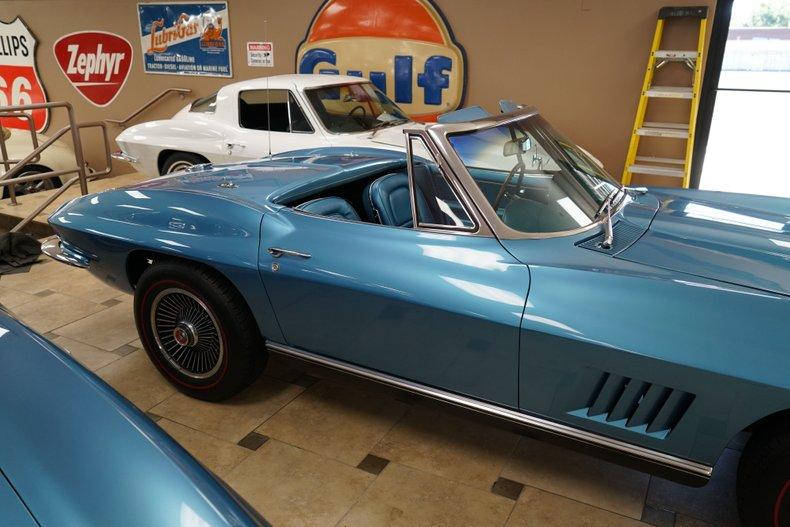 1967 chevrolet corvette l79