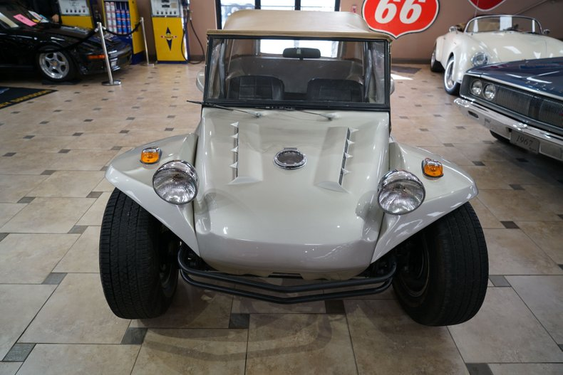 1968 volkswagen dune buggy