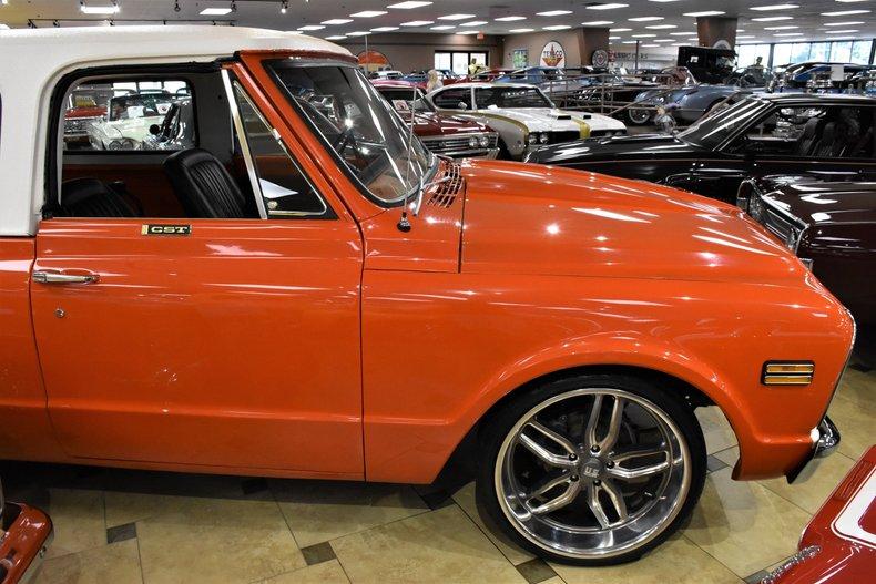 1972 chevrolet c5 blazer cst