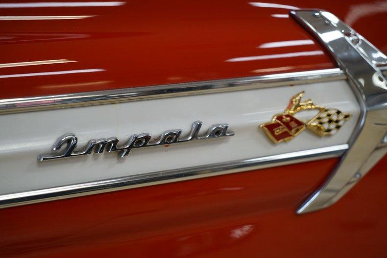 1960 chevrolet impala bubbletop