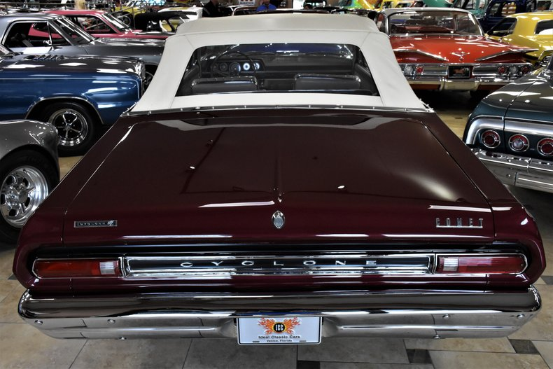 1966 Mercury Comet Cyclone for sale #130408 | MCG