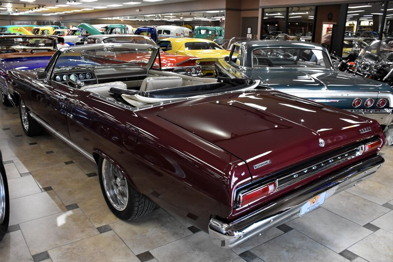 1966 mercury comet cyclone