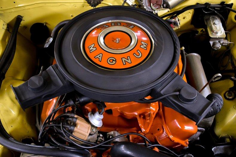1970 dodge challenger r t big block