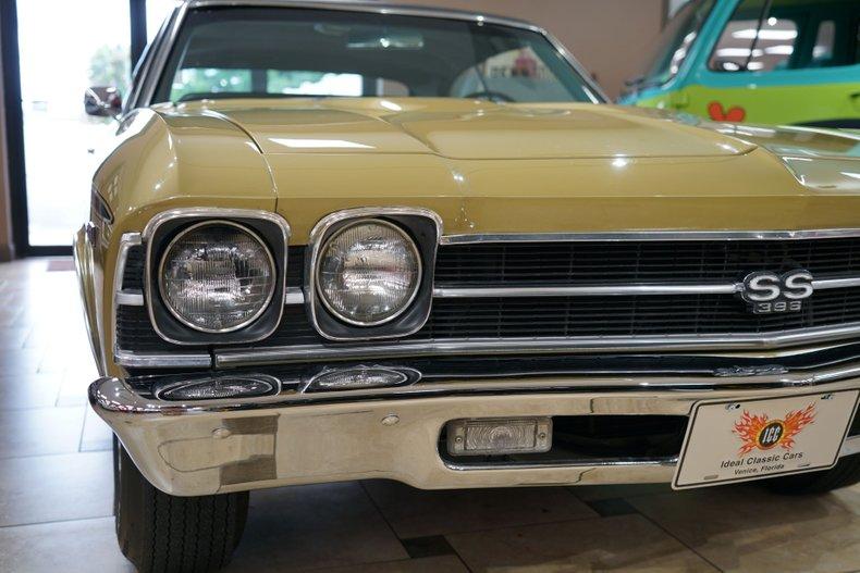 1969 chevrolet chevelle ss396