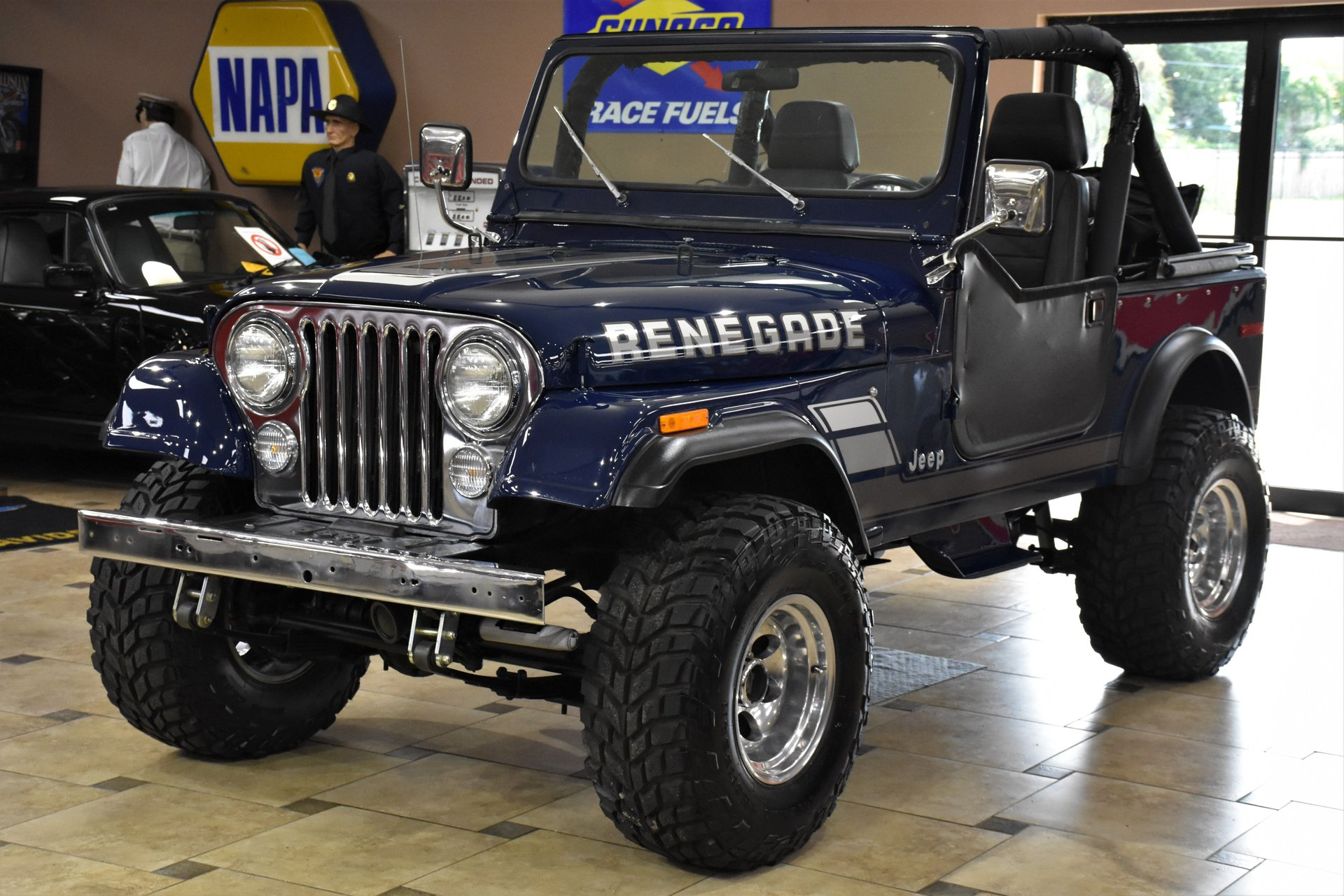 1980 Jeep Cj 7 Ideal Classic Cars Llc