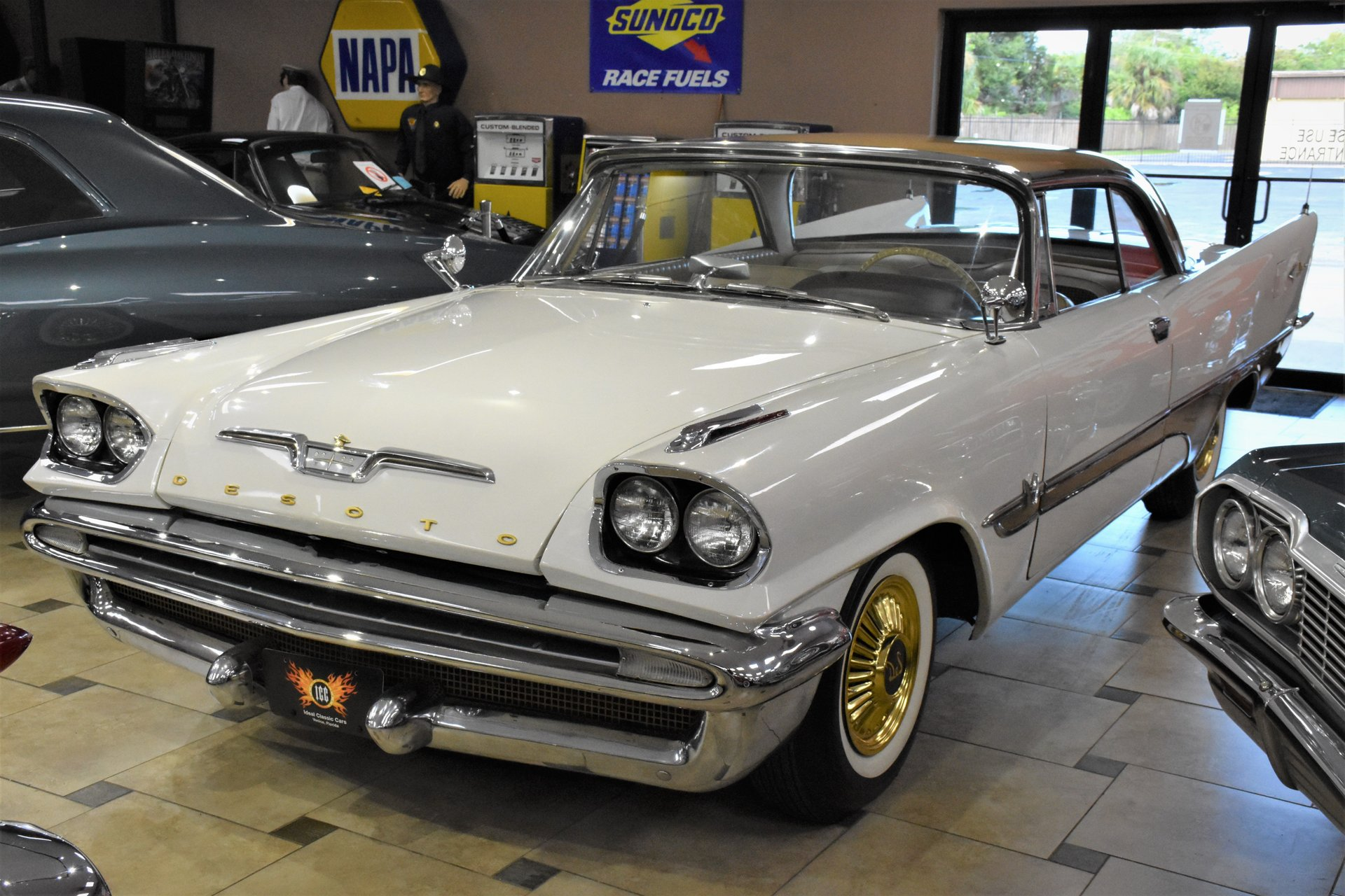 1957 desoto adventurer sportsman coupe