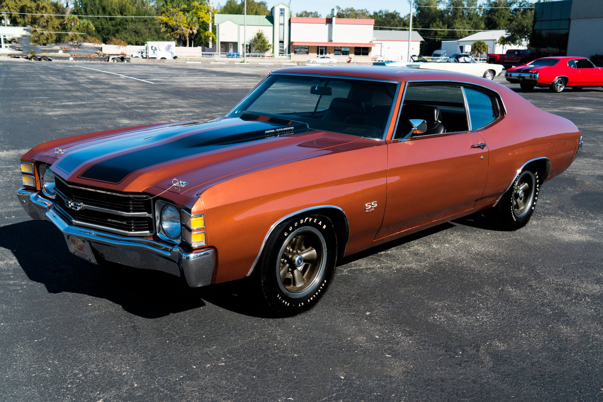 1971 chevrolet chevelle ss454 ls5