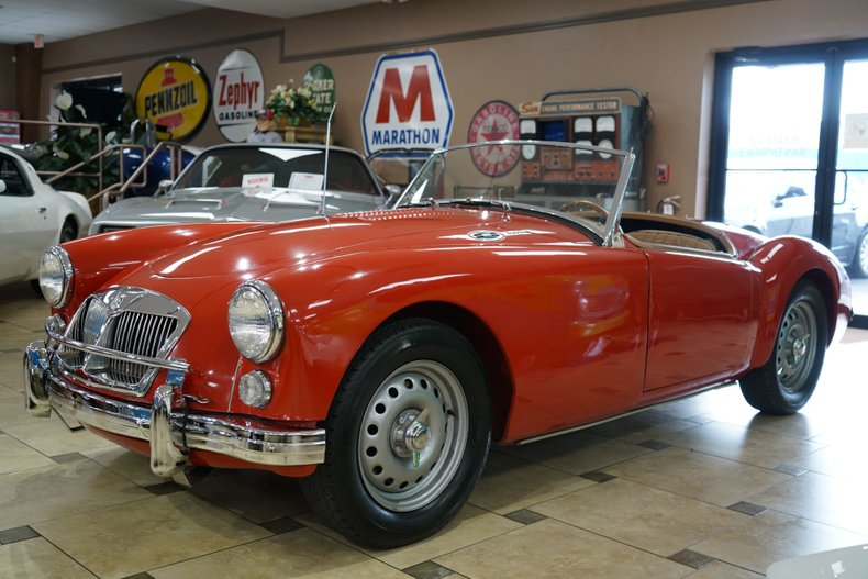 1962 MG MGA For Sale