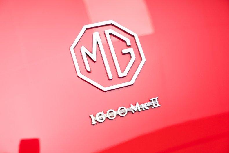 1962 mg mga mk ii de luxe