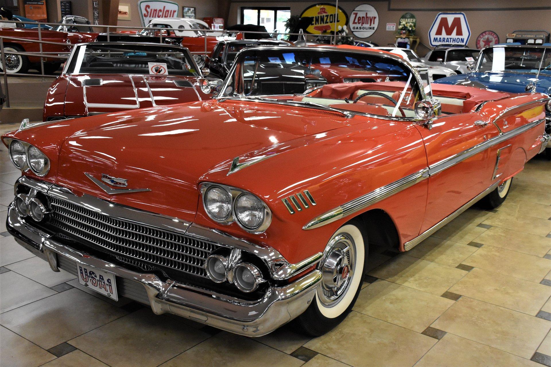 Kelebihan Kekurangan Chevrolet Impala 1958 Top Model Tahun Ini