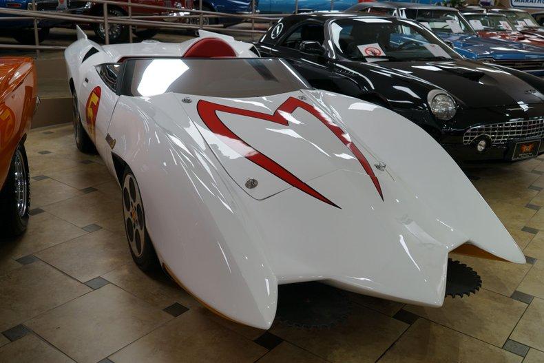 1994 chevrolet corvette mach 5 speedracer