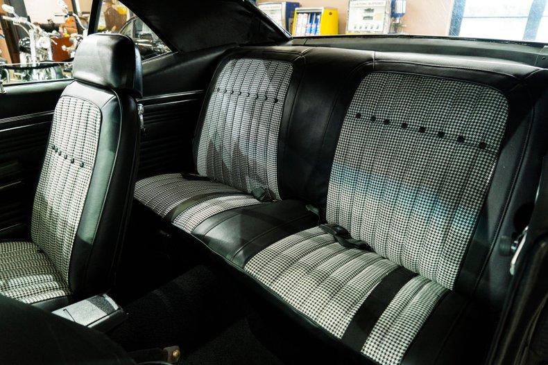 1969 chevrolet camaro ss 427 restomod