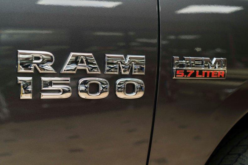 2017 ram 1500 bighorn crew cab