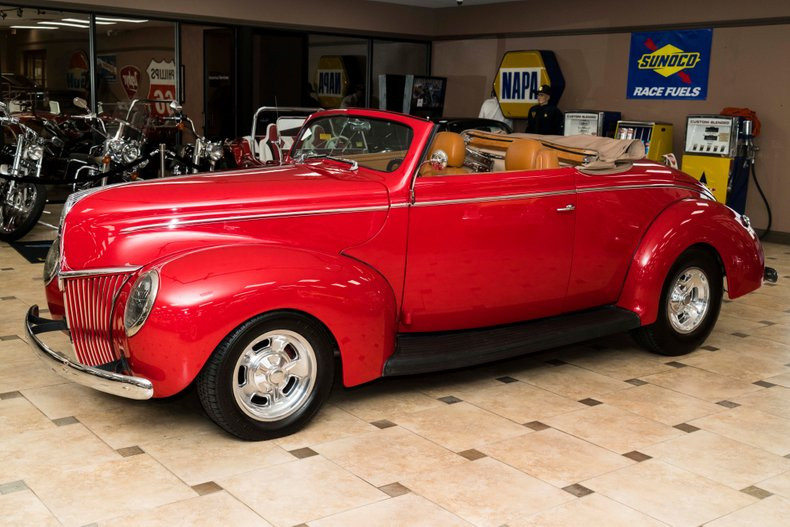 1939 Ford Cabriolet For Sale