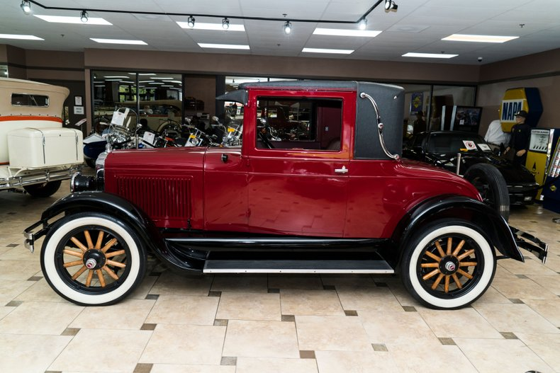 1926 oldsmobile model 30 d coupe