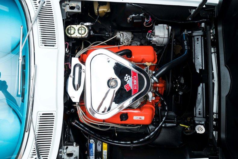 1967 chevrolet corvette 427 l68