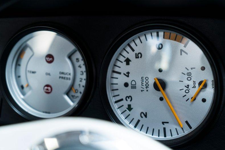 1988 porsche 911 turbo 930 slantnose flachbau
