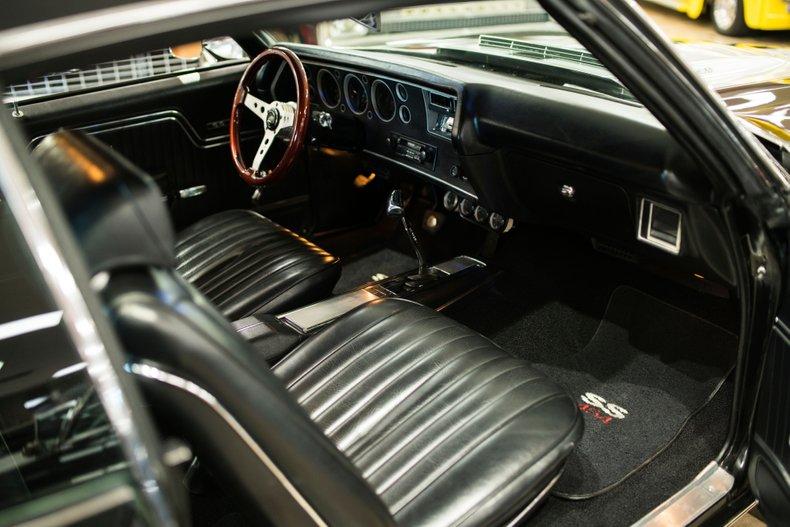 1971 chevrolet chevelle ss454