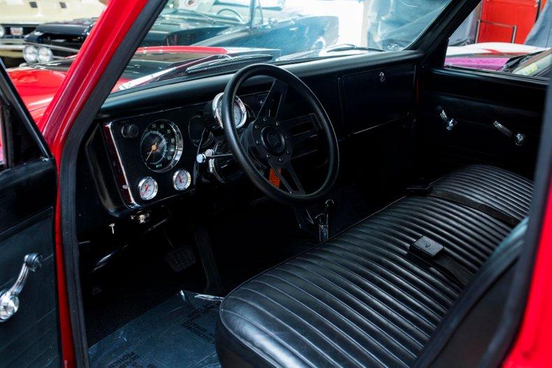 1967 chevrolet c 10 stepside