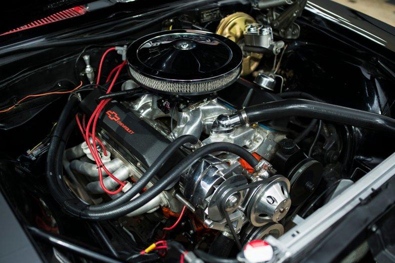 1968 chevrolet camaro restomod convertible
