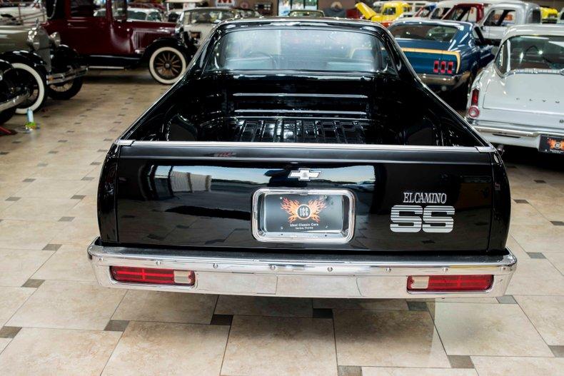 1987 chevrolet el camino ss choo choo customs