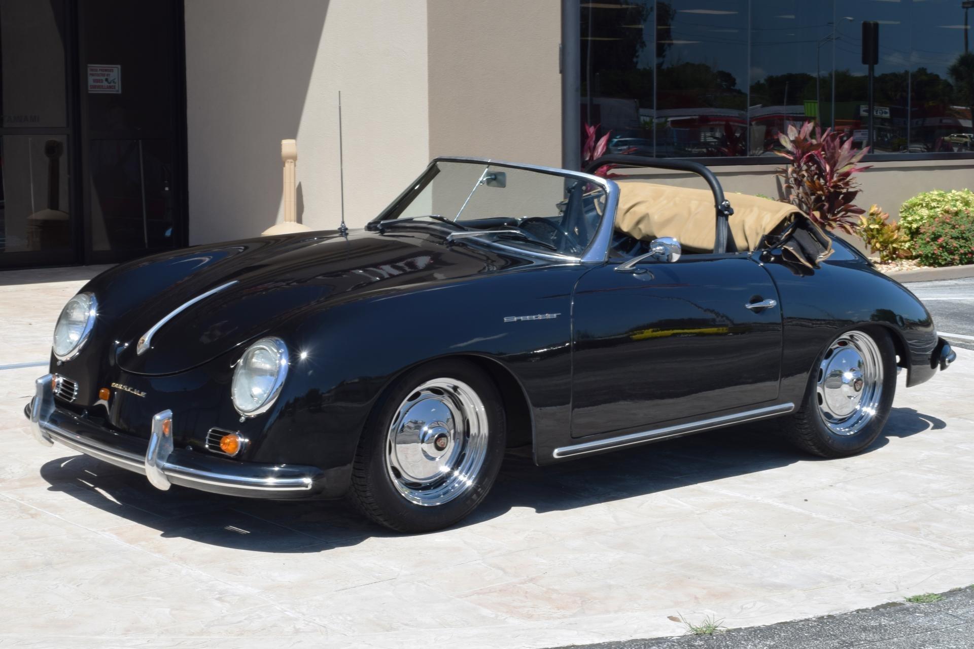 1990 porsche 356 speedster replic