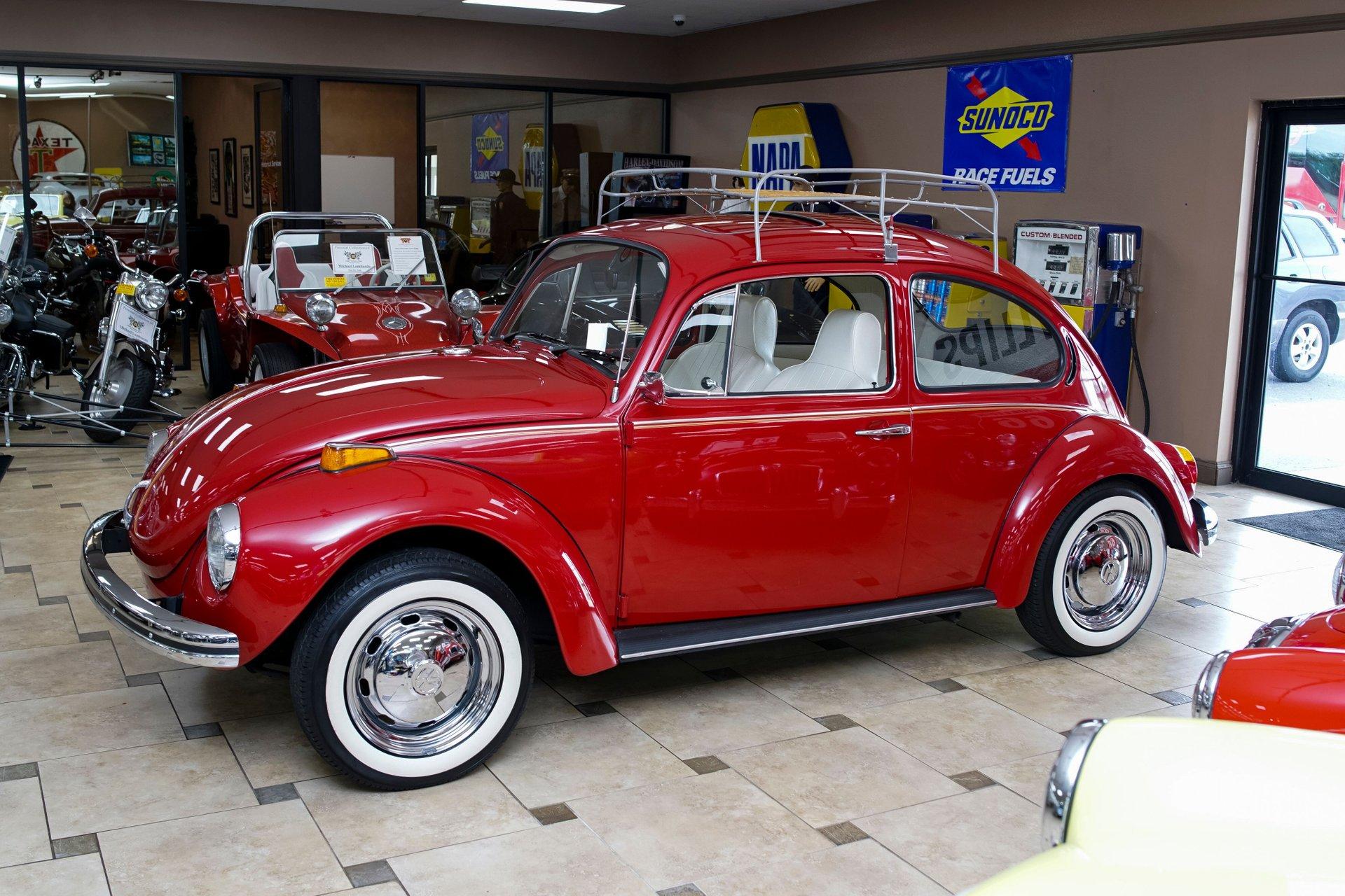 1971 Volkswagen Super Beetle Ideal Classic Cars Llc