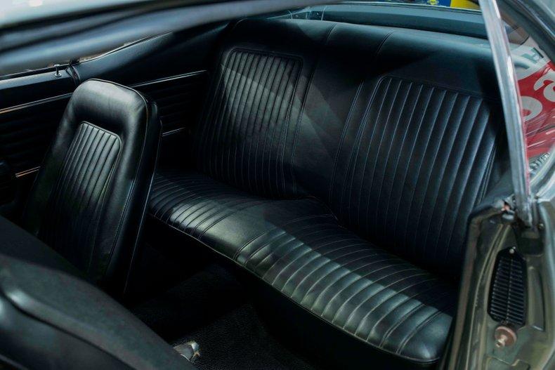 1968 chevrolet camaro ss396 l78