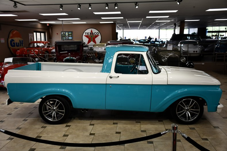 1961 ford f 100