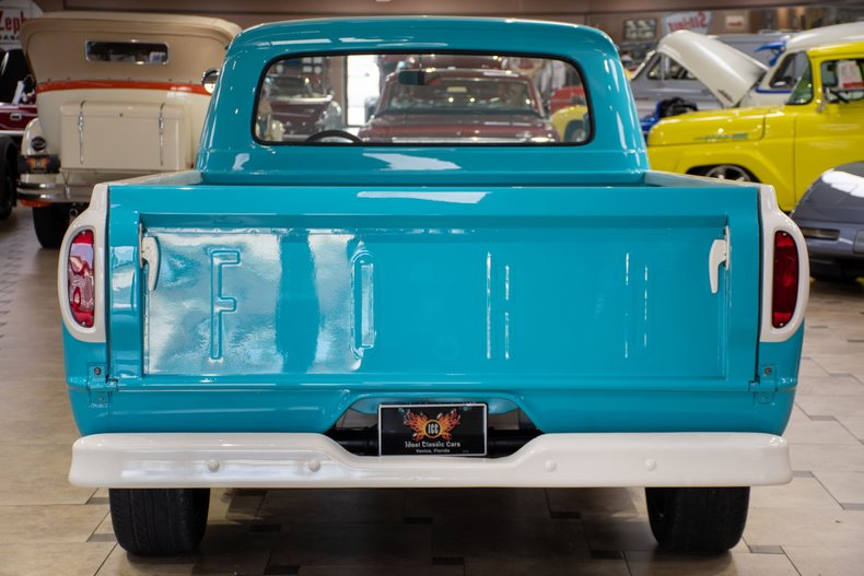 1961 ford f 100 4 6l fuel injected v8