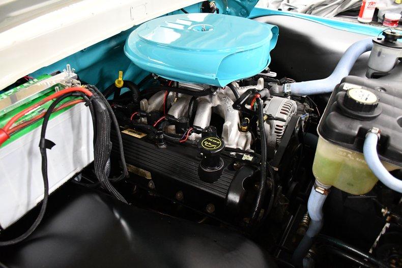 1961 ford f 100 police interceptor drivetrain