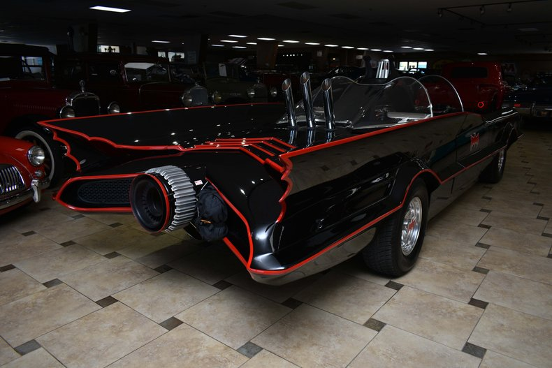1966 z movie car batmobile jet powered