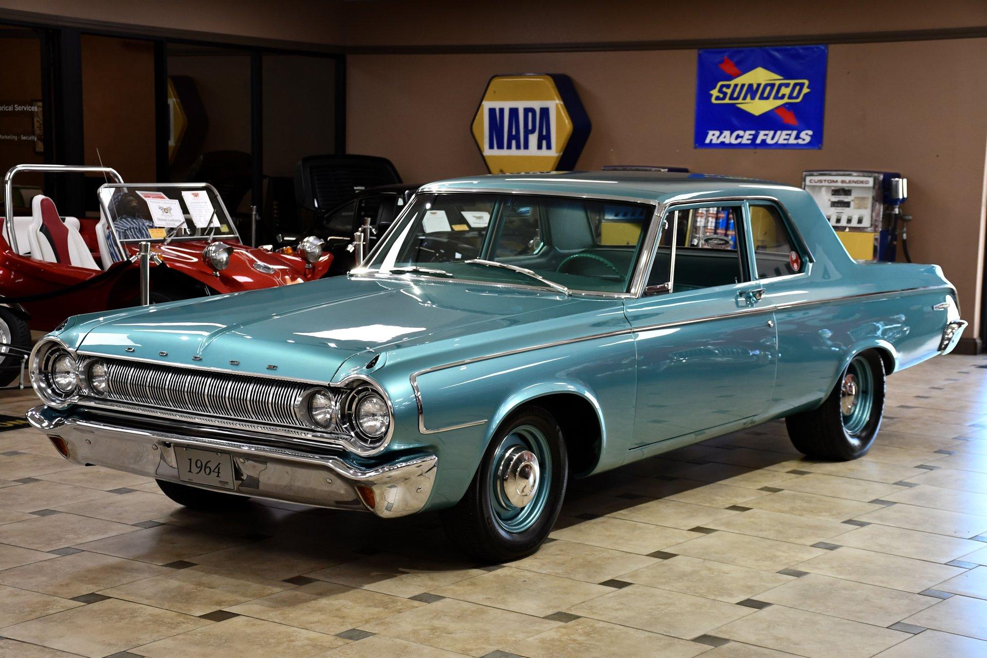 1964 dodge 330 max wedge