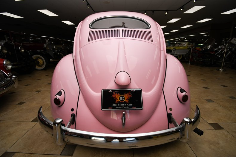 1955 volkswagen beetle oval window
