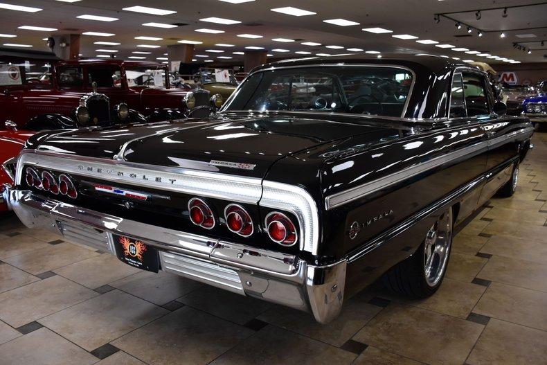 1964 chevrolet impala ss 409