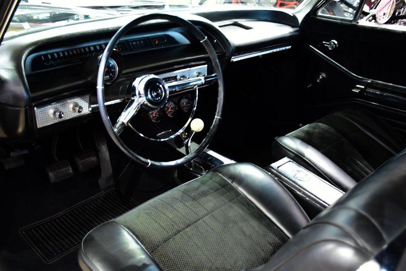 1964 chevrolet impala ss 409 restomod