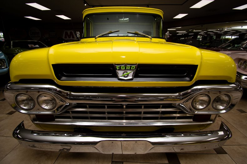 1960 ford f 100 big block v8