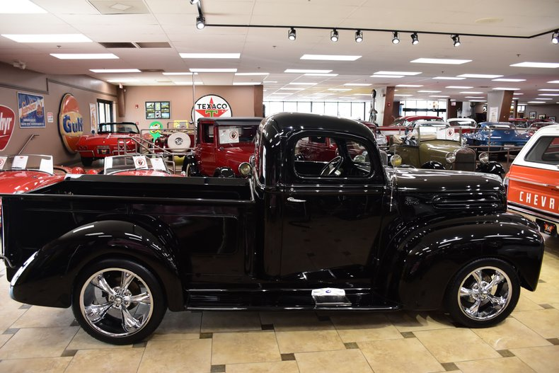 1947 ford f1 restomod