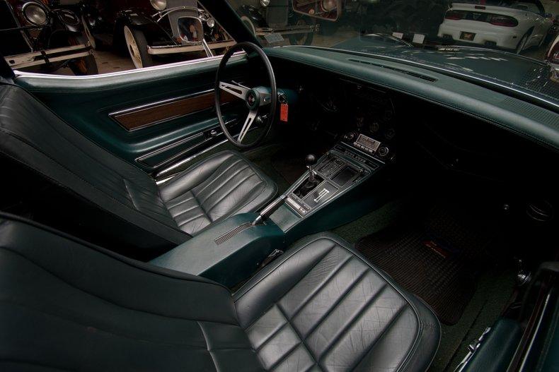 1971 chevrolet corvette 454