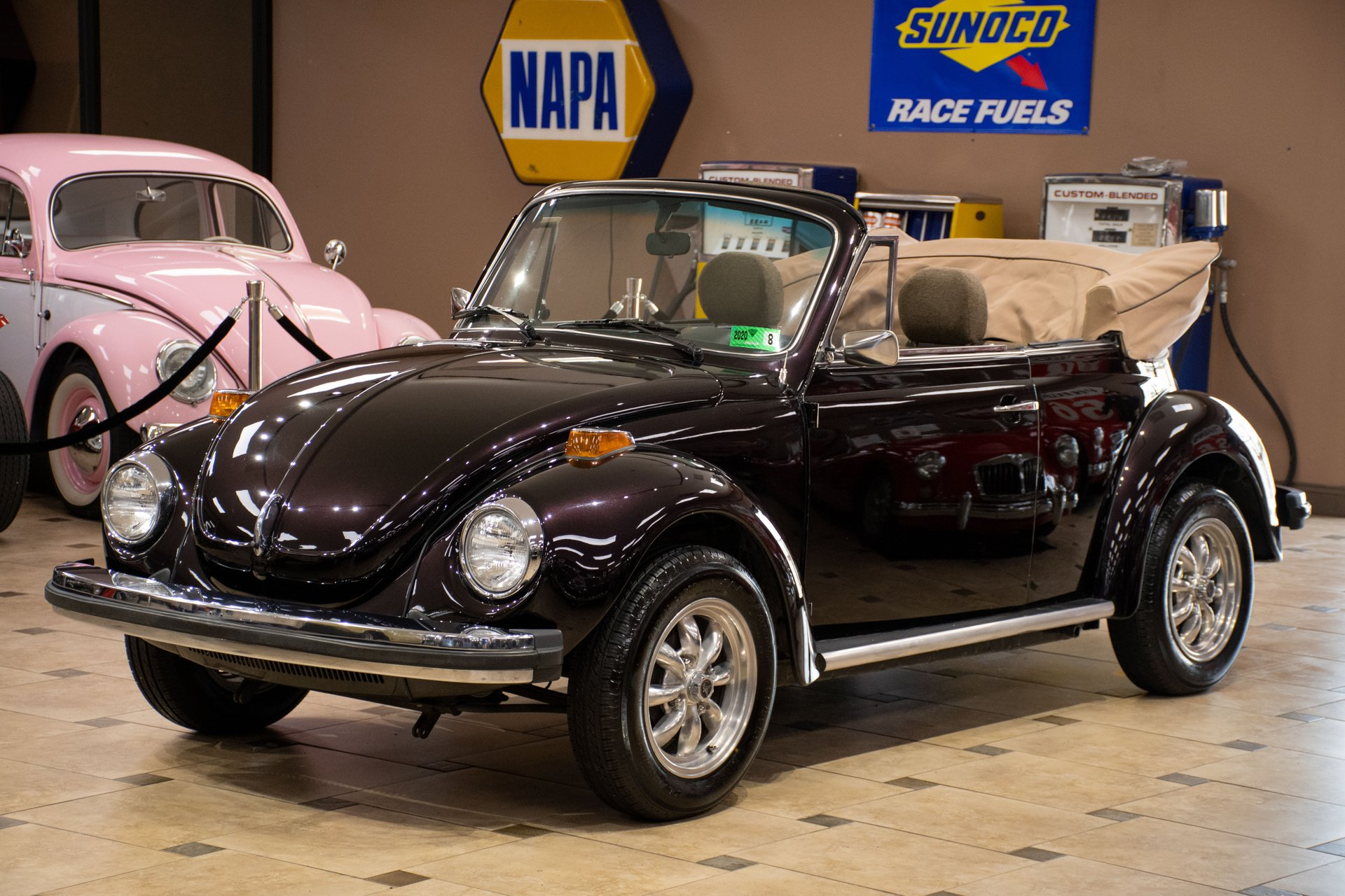 1977 volkswagen super beetle convertible