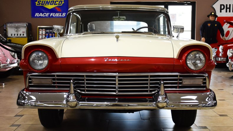 1957 ford fairlane 500 sunliner
