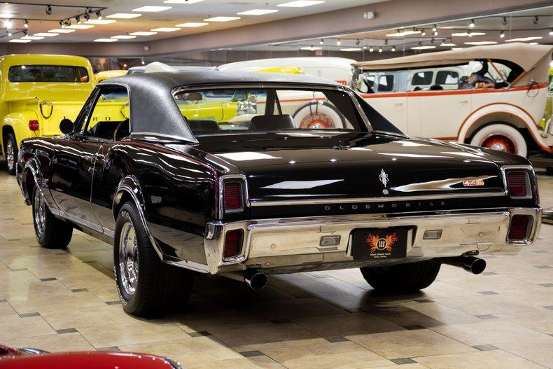 1967 oldsmobile cutlass 442