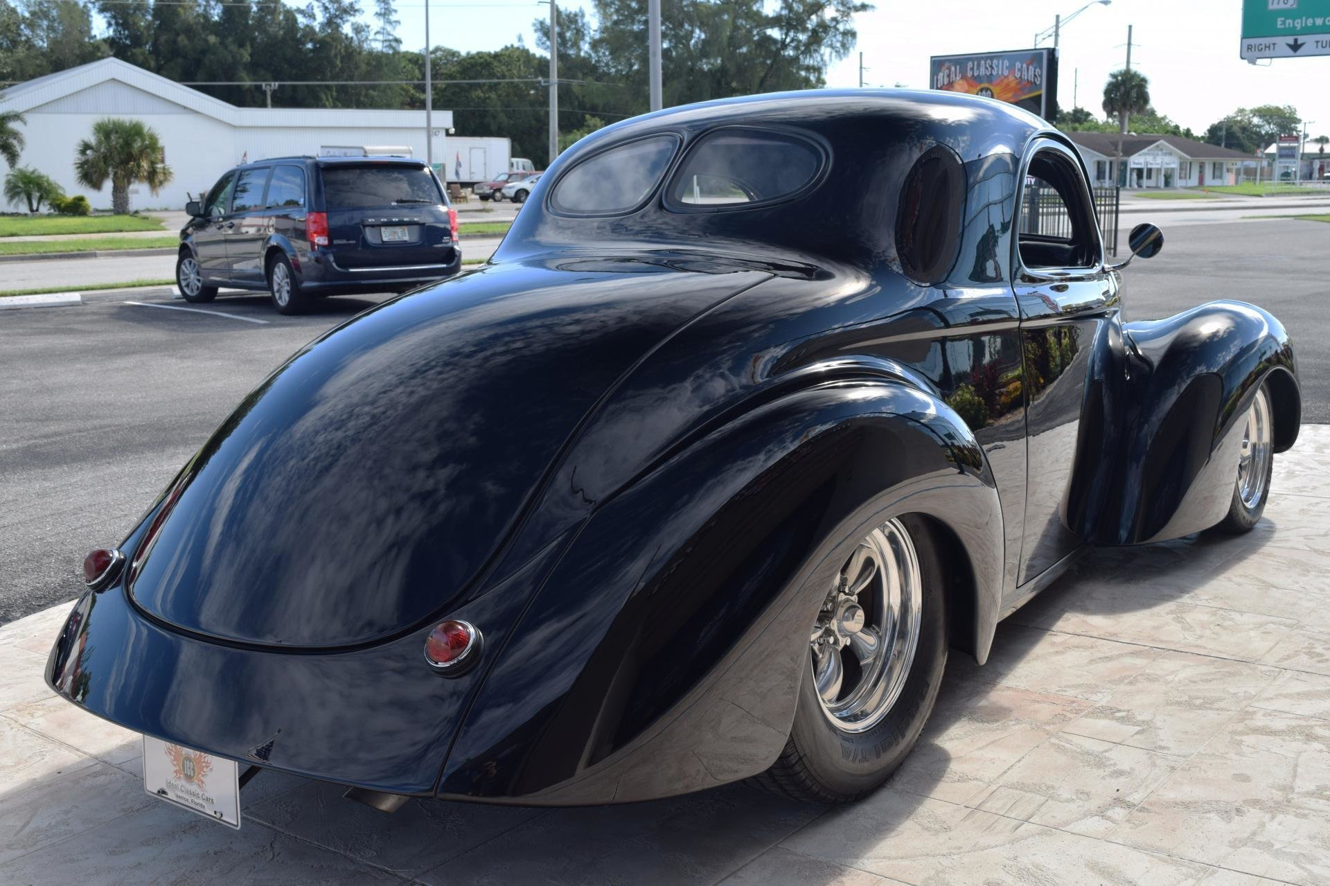 1941 Willys Coupe   Ideal Classic Cars LLC
