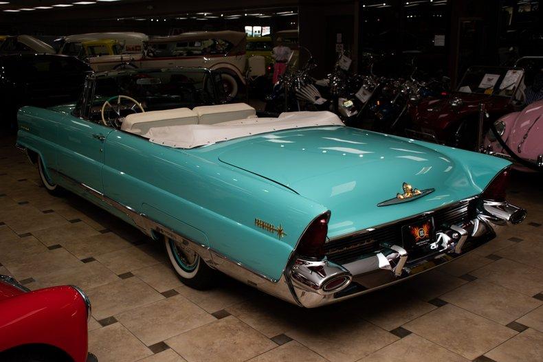 1956 lincoln premiere convertible