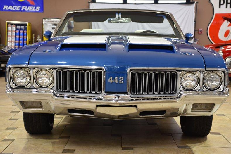 1970 oldsmobile cutlass 442 w 30 convertible
