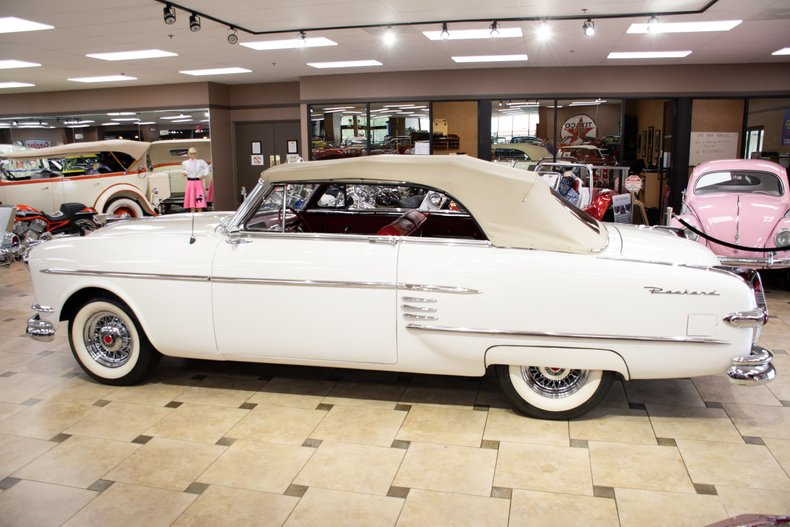 1954 packard 400 convertible